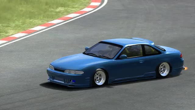 Watch Drift GIF by StreetAkuma (@skiritoz) on Gfycat. Discover more Assetto Corsa, Assetto Corsa Mods, S14, Schassis, Zenki GIFs on Gfycat