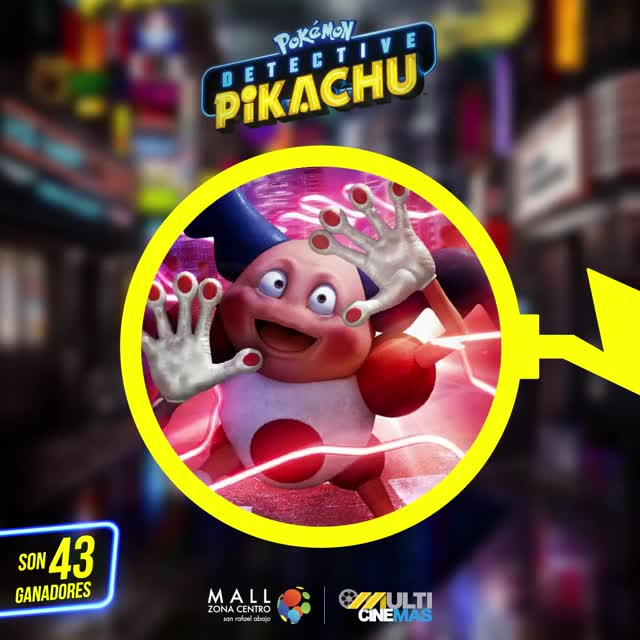 Watch and share Promo Pikachu Zona Centro GIFs on Gfycat