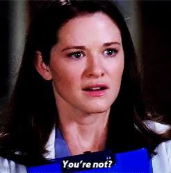 Watch Grey's Anatomy GIF on Gfycat. Discover more april kepner, ellen pompeo, grey's anatomy, meredith grey, sarah drew, season 6 GIFs on Gfycat