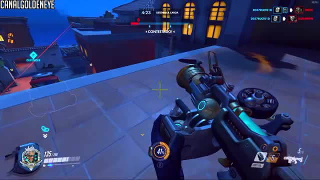 Watch and share Widowmaker GIFs and Overwatch GIFs by GoldenEye89 on Gfycat