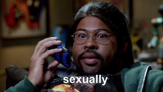 Watch and share Jordan Peele GIFs and Sexual GIFs on Gfycat