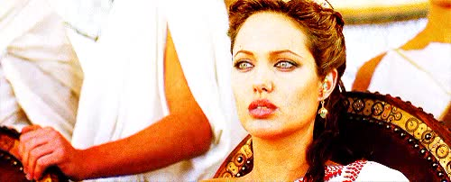 Watch and share Angelina Jolie GIFs and Alexander GIFs on Gfycat