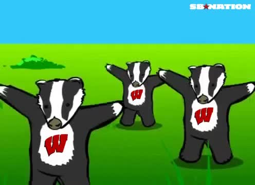 Watch and share SB Nation - WISCONSIN TAKES DOWN NOVA GIFs by sharingstupidstuff on Gfycat