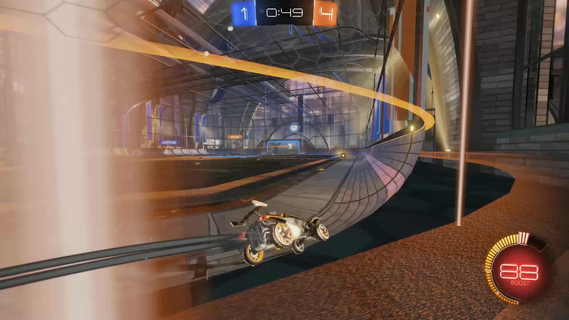 Gif Your Game, GifYourGame, Goal, Michel Platinium, Rocket League, RocketLeague, Goal 6: Michel Platinium GIFs