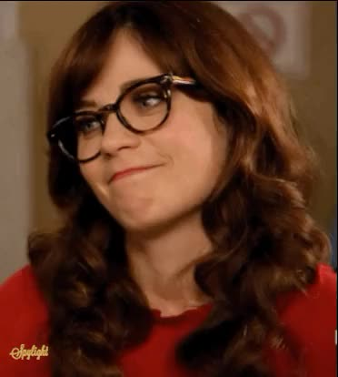 Watch and share Zooey Deschanel GIFs and Oliver Peoples GIFs on Gfycat