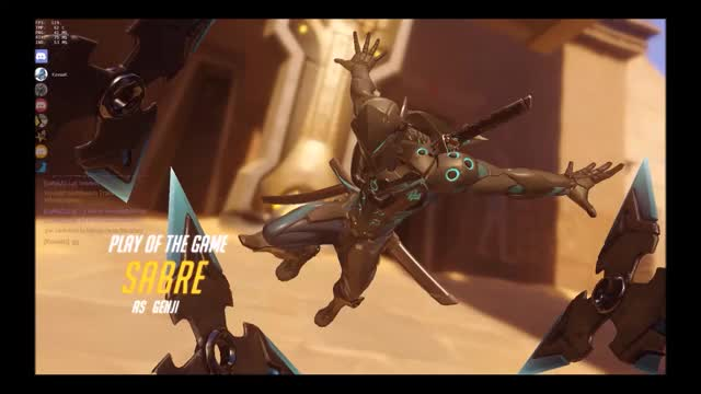 Watch and share Sabre Genji PotG GIFs by kovaak on Gfycat