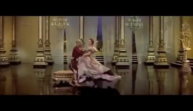 Watch Deborah Kerr and Yul Brynner GIF on Gfycat. Discover more Deborah Kerr, The King and I, Yul Brynner GIFs on Gfycat