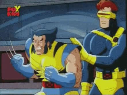 Xmen Wolverine GIFs