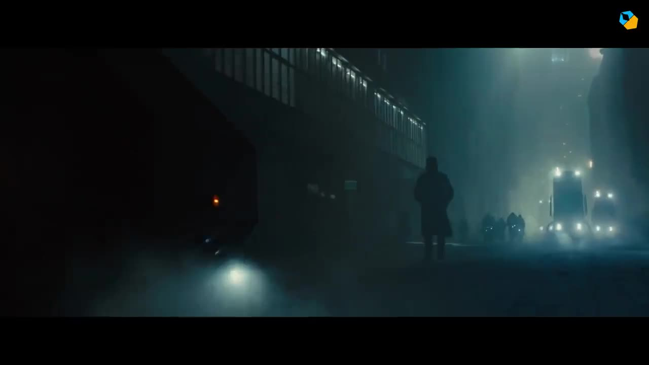 cinematography, filmmaking, Filmmaking and Cinematography Techniques: Blade Runner 2049 GIFs
