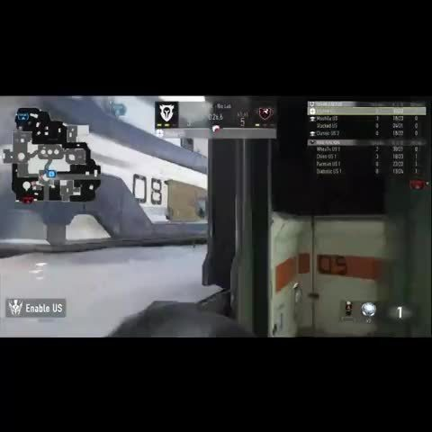 codcompetitive, Enable's clutch Shot. GIFs