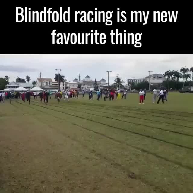Watch and share Racing While Blindfolded GIFs by invertedparadoxxx on Gfycat
