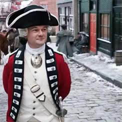 """Watch and share Majorjohnandre: """"Redcoat Caleb Brewster TURN: Providence """" GIFs on Gfycat"""