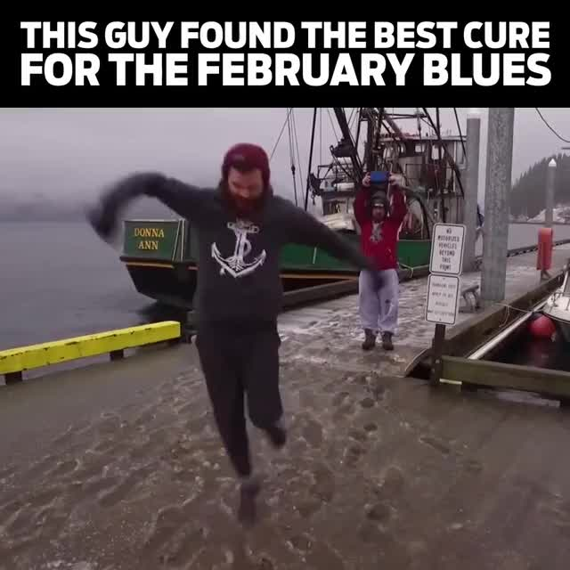 Watch and share February Blues GIFs and Dancing Guy GIFs by Reactions on Gfycat