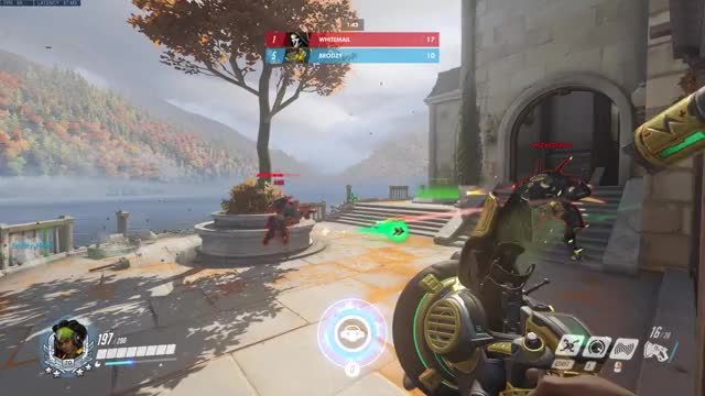 Watch and share Overwatch GIFs by b_rodzy on Gfycat