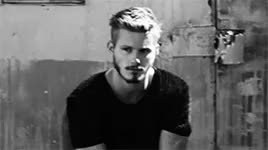 Watch and share Flaunt Photoshoot GIFs and Alexander Ludwig GIFs on Gfycat