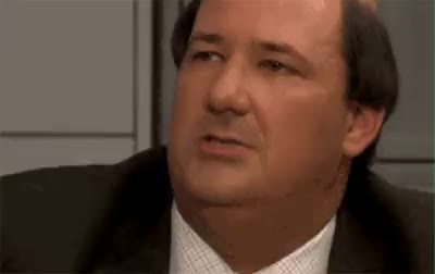 Watch and share Brian Baumgartner GIFs on Gfycat