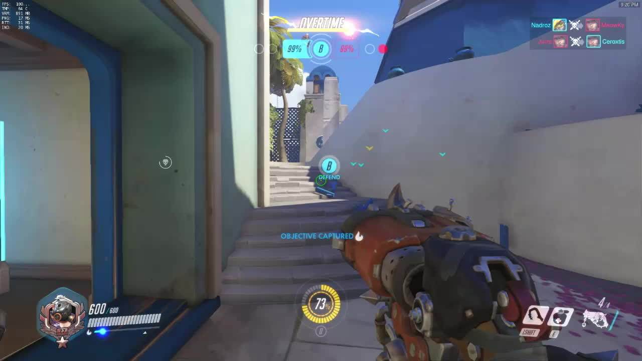 Roadhog Play of the Game