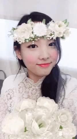 "Watch [Appreciation] Twice ""Girl Crush"" Im Nayeon, will you marry me? GIF on Gfycat. Discover more kpop, nayeon, twice GIFs on Gfycat"