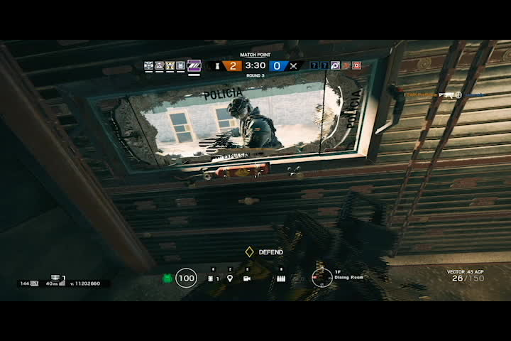 RainbowSixSiege, Operation Health: Mira Windows GIFs