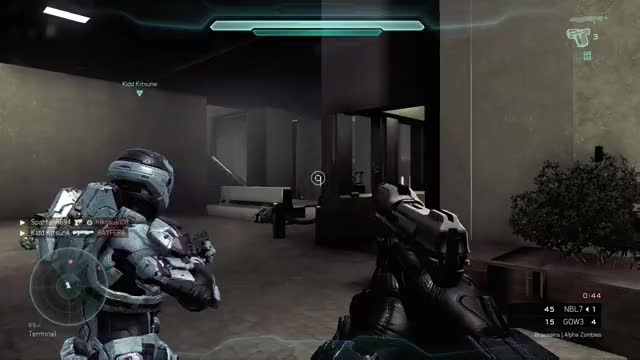 Watch First Killionaire GIF by Gamer DVR (@xboxdvr) on Gfycat. Discover more Halo5Guardians, SpartanB694, xbox, xbox dvr, xbox one GIFs on Gfycat