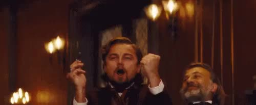 Watch and share Django Unchained Gif GIFs on Gfycat