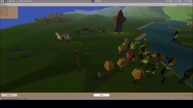 Watch and share Lowpoly GIFs and Unity3d GIFs by slayerbake on Gfycat