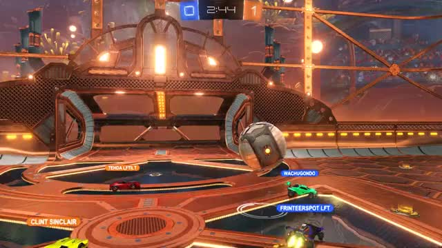 Watch and share Rocket League GIFs and Half Flip GIFs on Gfycat