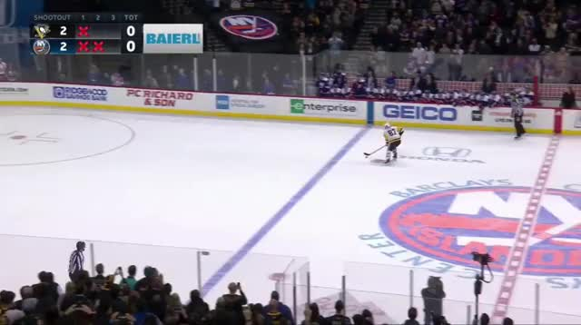 Watch Crosby Shootout GIF by The Pensblog (@pensblog) on Gfycat. Discover more Crosby, Greiss, Islanders, PEnguins, The Pensblog GIFs on Gfycat
