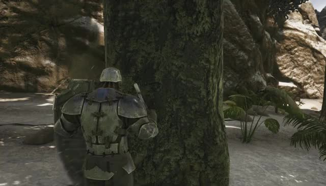 Chopping down trees in survival games, ranked from worst to