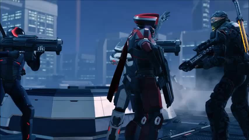 Xcom, xcom, XCOM2 - Guardian in action GIFs
