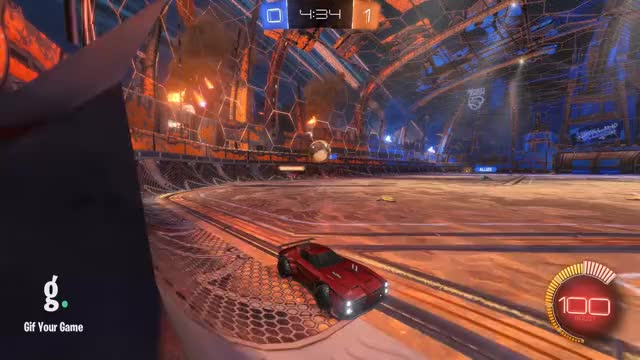 Watch Goal 2: Aether GIF by Gif Your Game (@gifyourgame) on Gfycat. Discover more Aether, Gif Your Game, GifYourGame, Goal, Rocket League, RocketLeague GIFs on Gfycat