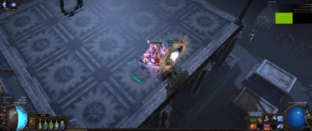 Watch and share Path Of Exile GIFs by Copied on Gfycat