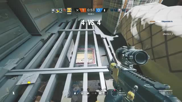 Watch and share Rainbow Six Siege GIFs and Mahchay GIFs by sterma on Gfycat