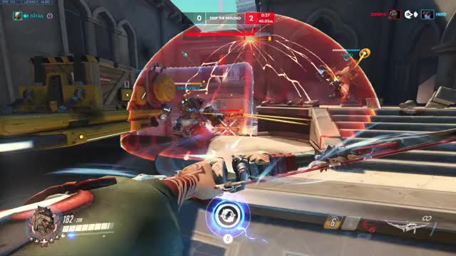 Watch and share Overwatch GIFs by brasilrc on Gfycat