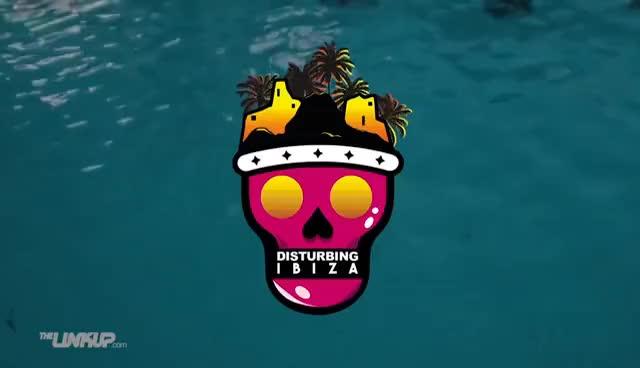 Watch and share Tinie Tempah's Disturbing Ibiza Closing Party | @TinieTempah | Link Up TV GIFs on Gfycat