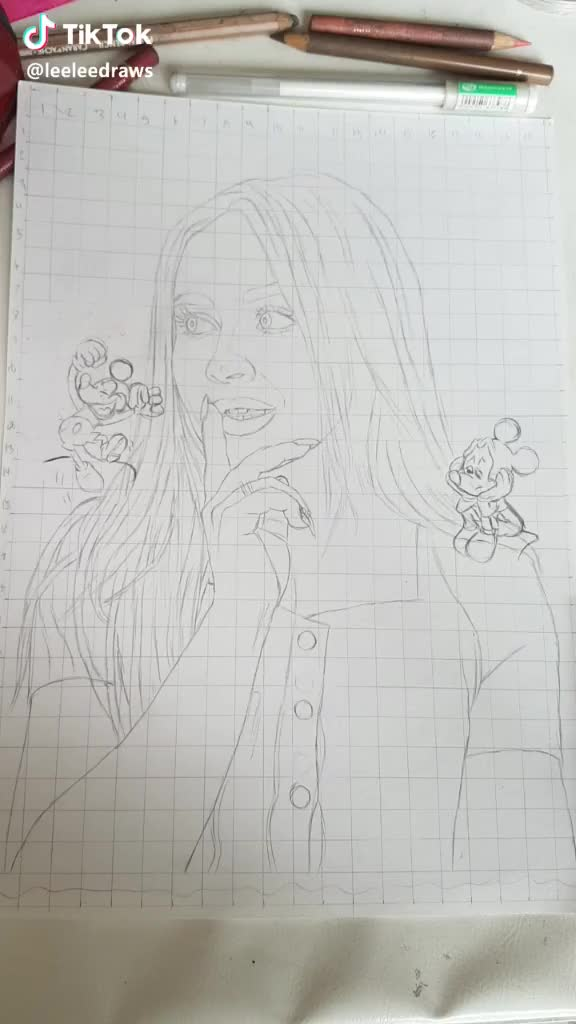 art, drawing, sweden, talent, Finally doneee❤ Do you have any siblings? I have 2😊 #drawing #art #sweden #talent #SabrinaCarpenter GIFs