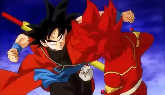 Watch and share Super Dragon Ball Heroes 3 Opening [SDBH3] GIFs on Gfycat