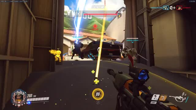 Watch and share Overwatch GIFs by Krys on Gfycat