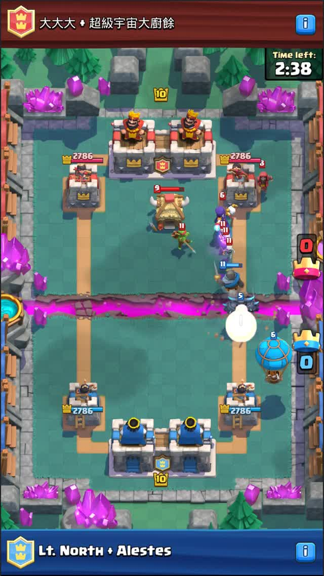 Watch and share Clash Royale Triple Prediction GIFs by canadax21 on Gfycat