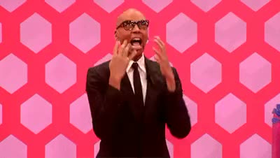 Watch and share Rupaul GIFs and Scream GIFs on Gfycat