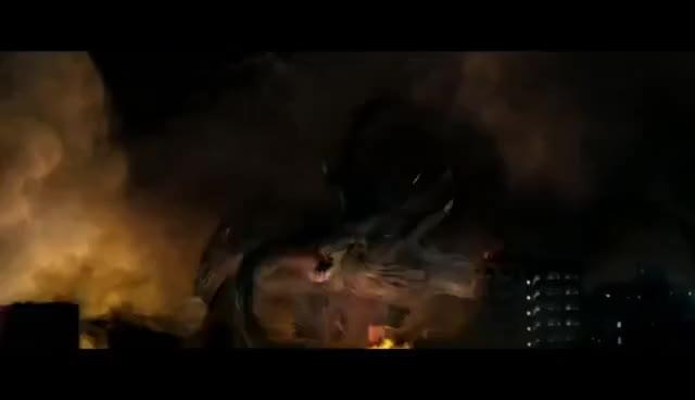 Watch and share Godzilla GIFs and Ultraman GIFs on Gfycat