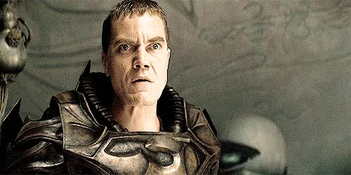 "Watch 8""General Zod + Intense Looks"" GIF on Gfycat. Discover more related GIFs on Gfycat"
