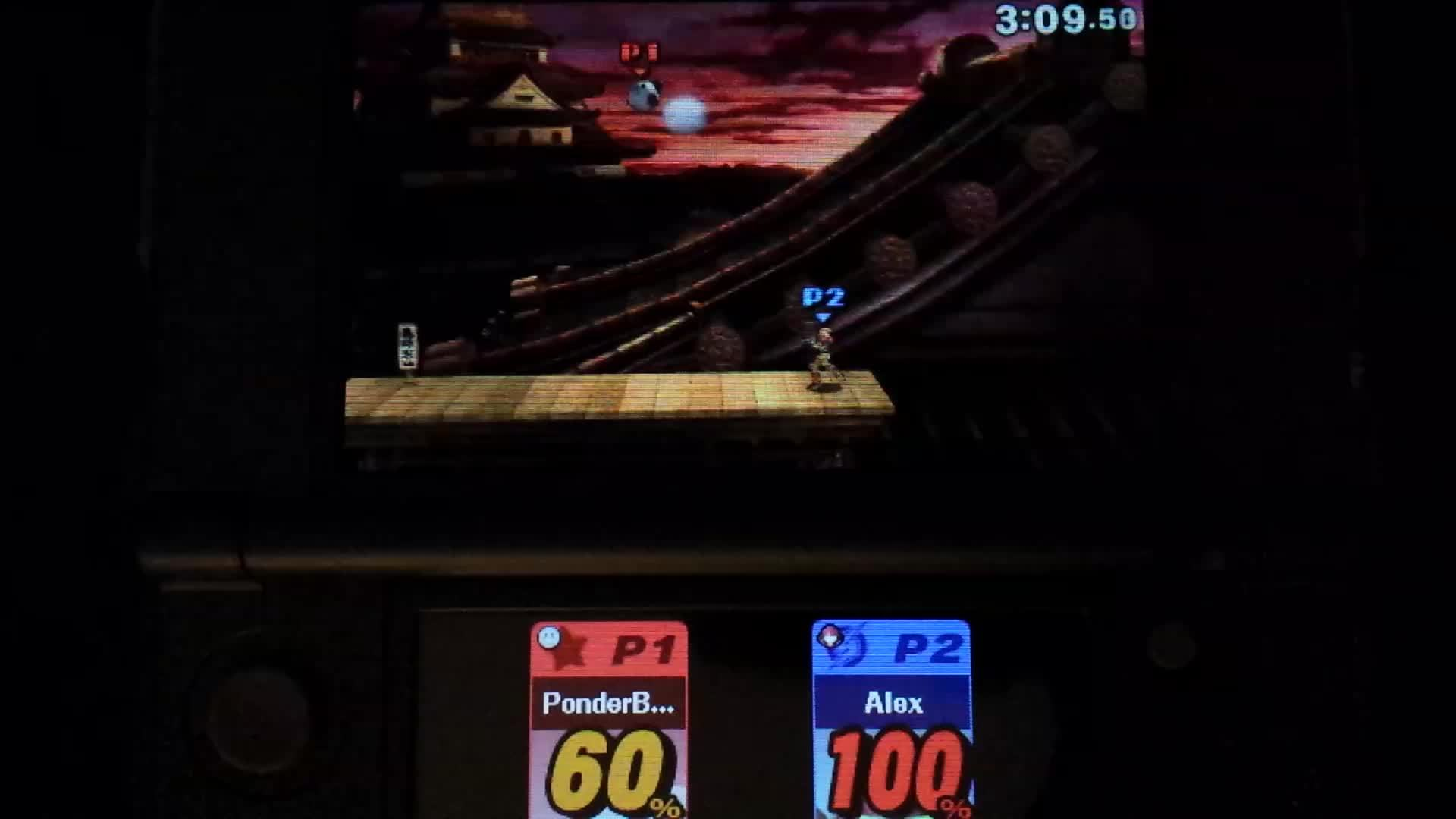sm4sh, smashbros, Close Call 2 GIFs