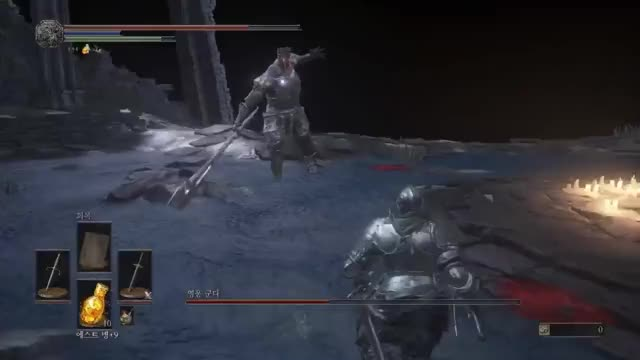 Watch and share Dark Souls 3 - Gundyr Parry 06 GIFs by napillow on Gfycat
