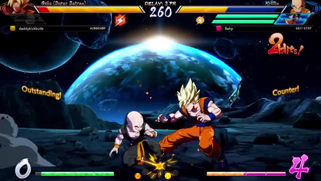 Watch DRAGON BALL FIGHTERZ (252) GIF by @bahptist on Gfycat. Discover more Dragon Ball FighterZ, dbfz GIFs on Gfycat