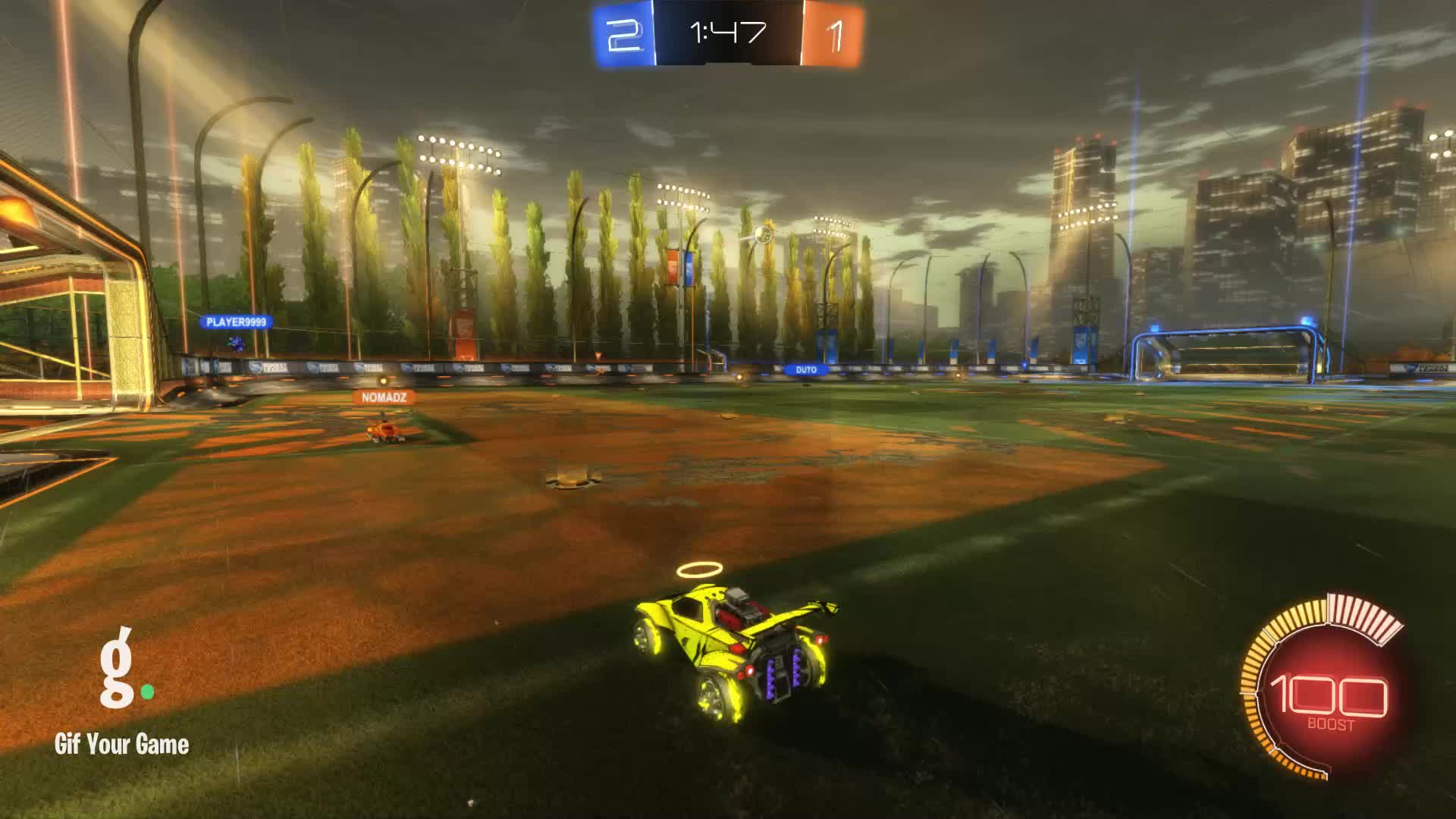 Gif Your Game, GifYourGame, LFT | Hawk, Rocket League, RocketLeague, Goal 4: PORTUGAL GIFs
