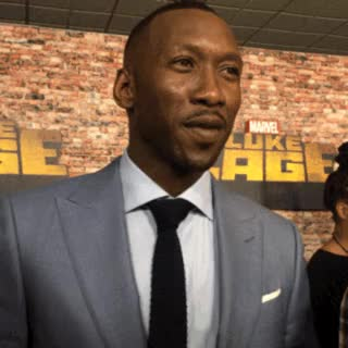 "Watch He is, lol!! And every time he says ""sweet christmas"" I be like GIF on Gfycat. Discover more mahershala ali GIFs on Gfycat"