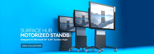 Watch Microsoft Surface Hub Stands GIF on Gfycat. Discover more related GIFs on Gfycat