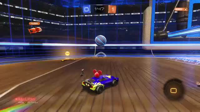 Watch and share Rocket League GIFs and Stolen Goal GIFs on Gfycat
