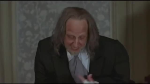 Turkey Scene - Scary Movie 2 Thanksgiving GIF